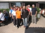 Halbmarathon-Walking in Simmersfeld